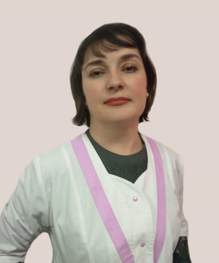 Рубцова Елена Михайловна