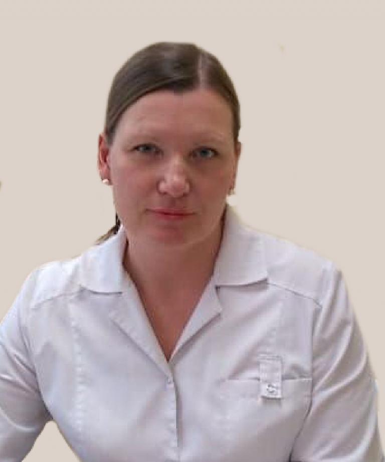 Суслова Елена Ариановна