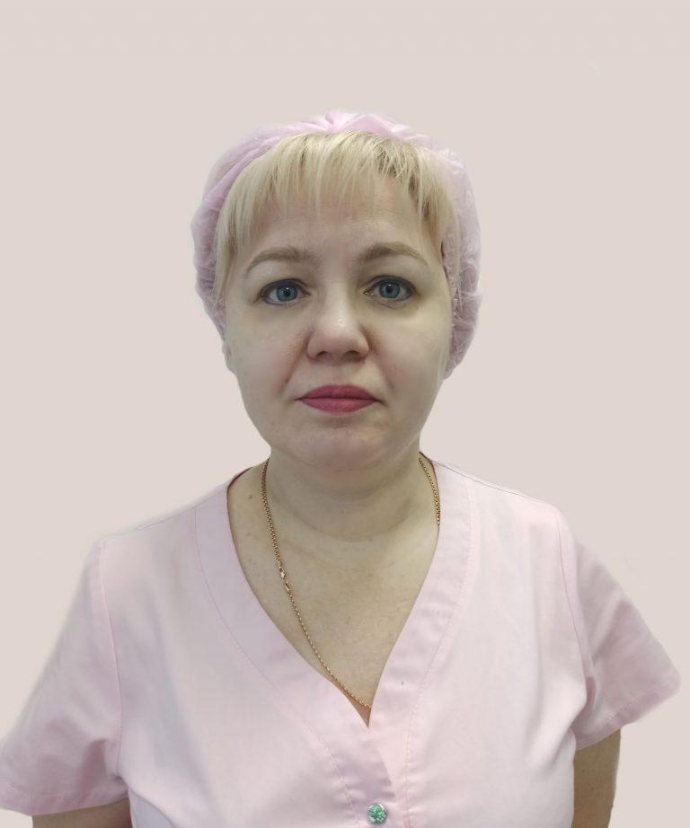 Сафонова Ольга Владимировна