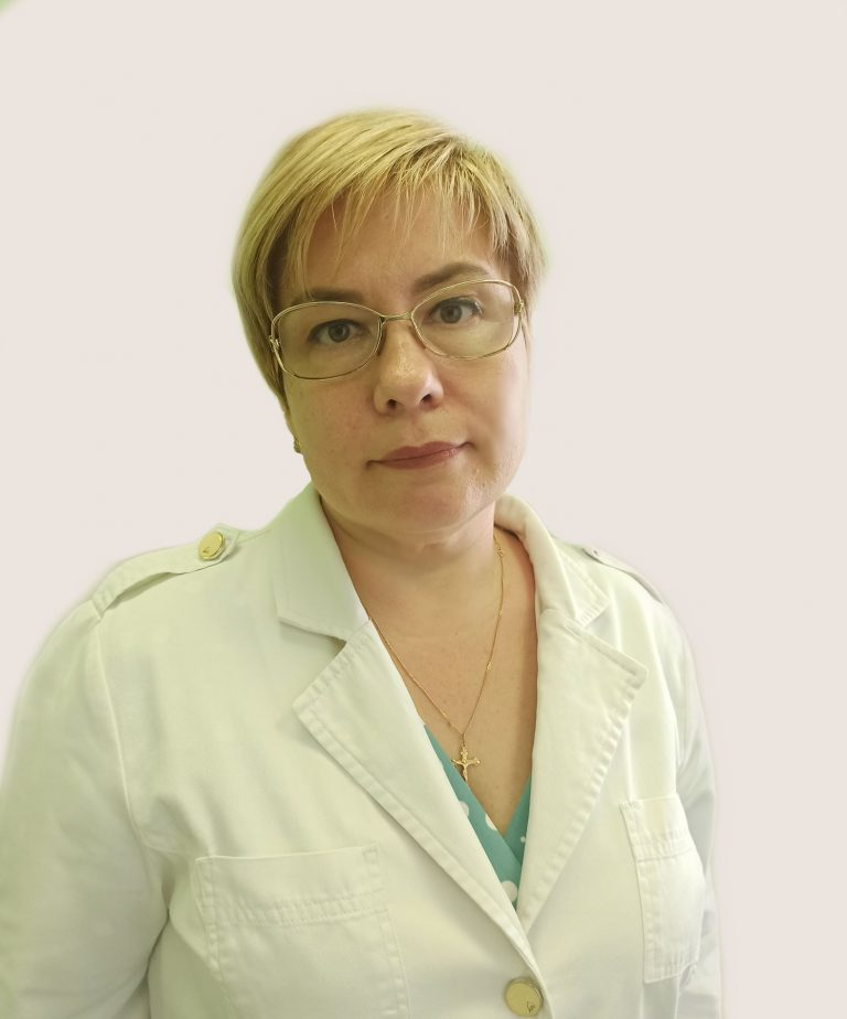 Будникова Наталья Евгеньевна